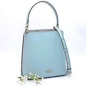 Kate Spade Darcy  Small Bucket Bag CLOUD MIST